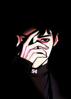 exo oh sehun monster fanart Kpop Fanart, Exo Anime, Anime Guys, Anime Art, Sehun, Exo Monster, Oppa Gangnam Style, Character Art, Character Design