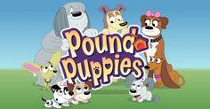 Pound Puppies - Der Pfotenclub! Neue Serie bei www.kinderkino.de!