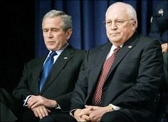 Bush CIA Deputy Director Admits We Were Lied Into Iraq War  Bush & Cheney - Our (Former) Fearless Leaders