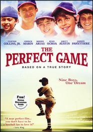 The Perfect Game, wonderful baseball movie...we watched this movie tonight...inspiring movie for your little leaguer!