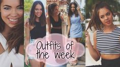 Outfits of the Week: Caribbean Cruise 2014
