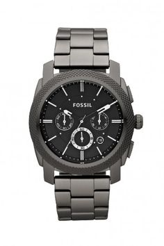 Fossil Gents Machine Chronograph heren horloge FS4662   JewelandWatch.com