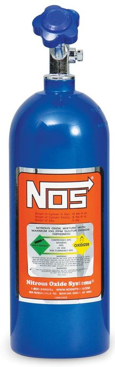 "it was named after a leading brand of nitrous oxide. Or that ""NOS"" stands for ""Nitrous Oxide Systems."""