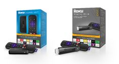 Two New Rokus for UK - Geek News Central After a very long wait Roku are bringing two new models to the UK market with the Roku Express and Roku Streaming Stick.  While North America fans have enjoyed new models for over a year the UK has lagged behind with long-standing Roku 2 and 3 models: owners of 4K TVs have had with look elsewhere for their ultra high definition fix. Fortunately the new Roku Streaming Stick supports both 4K and HDR up to 60 f/s.  Taking a quick look over the two models…