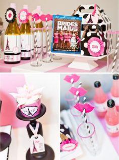 Bachelorette party - pink!
