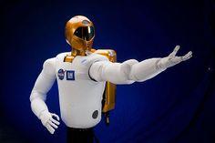 Robonaut2, a NASA/General Motors robot. 2009.