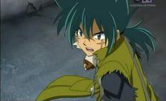 Kyoya Tategami from Beyblade Metal Saga.