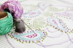 Learn Every Embroidery Stitch You'll Ever Need