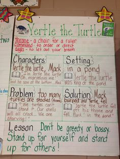 Yertle the Turtle - central message