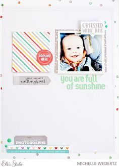 Full+of+Sunshine - Scrapbook.com