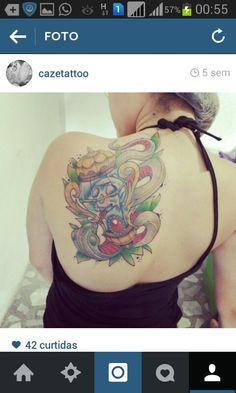 Tatuagem  cobra snake  Tattoo skull caveira Tatuaje