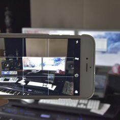 Reposting @markhillmusic: Nice day to be in the studio!  #musiclover #music #studio #musicstudio #like4like #musician #musicismylife #producer #musicproducer #musicproduction #dance #dancemusic #ukg #ukgarage #edm #engineer #soundengineer #adama77x #logicprox #technology #wedodgin #markhillmusic #artfuldodger #originaldodger  #instalike #instafollow #instagood #instadaily #instacool #instagramers