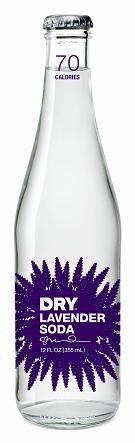 Lavender DRY Soda, 12pk: Amazon.com: Grocery & Gourmet Food