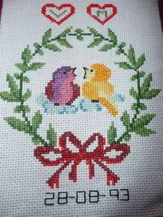 Mari Carmen nos ha enviado este bonito cuadro de punto de cruz  #puntodecruz #coser Mira más en hagamoscosas.com o visita nuestro facebook! https://www.facebook.com/hagamoscosas?ref=bookmarks besitos!