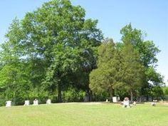 Holloway Family Cemetery  Gorman  Durham County  North Carolina  USA