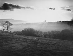 Heptonstall, backlit, Yorkshire, 1978 - Fay Godwin, ©The British Library Board