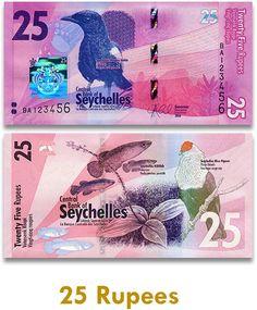 nuevas Monedas y Billetes de Seychelles
