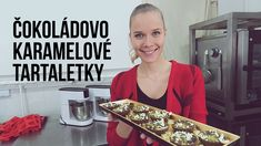 ČOKOLÁDOVO KARAMELOVÉ TARTALETKY | SLADKÁ ŠKOLA 14 - YouTube Mini Cakes, Catering, Bakery, Bread, Youtube, Cookies, Breakfast, Biscuits, Crack Crackers