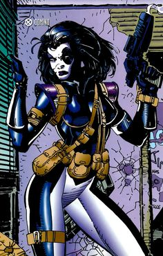 Domino by Jim Lee