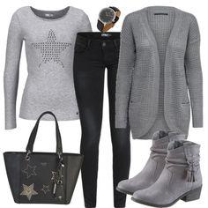Freizeit Outfits: Sternchen bei FrauenOutfits.de