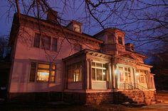 Houghton Mansion 172 Church Street, North Adams, Massachusetts