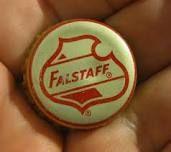(VINTAGE) FALSTAFF BEER CORK