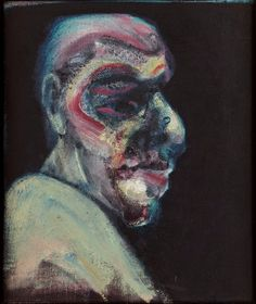Head of a Man no 1, 1960.