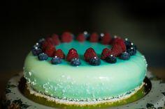 Flamme Cake Mint by lililoveme.by