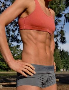 Six pack abs using a fantastic ab workout routine, ab diet and fitness program. Fitness Workouts, Fitness Motivation, Fitness Goals, Health Fitness, Fitness Inspiration, Body Inspiration, Sport Model, Fit Girl, Girl Abs