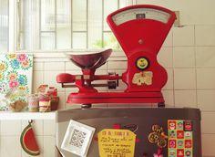 Mi cocina Popcorn Maker, Kitchen Appliances, Little Cottages, Cooking, Cooking Tools, Appliances, Kitchen Gadgets