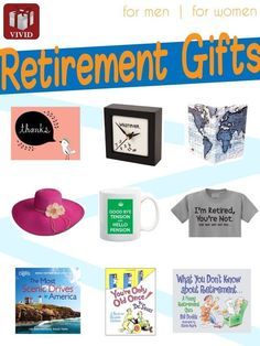 Top 10 Retirement Gifts for Men and Women