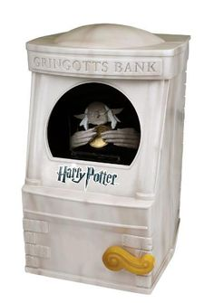 Hucha Harry Potter. Duende Gringotts, 20cms
