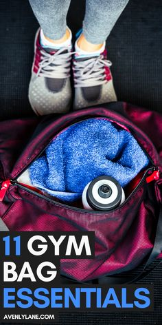 How to Pack a Gym Ba