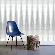 Paige Russell removable wallpaper - GeoMetric!