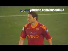 Totti Kicks Balotelli !!