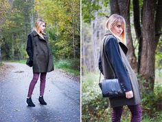 The coat (by Charlotte Hellberg) http://lookbook.nu/look/4110228-The-coat