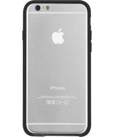 Case-Mate Tough Frame Bumper Case Apple iPhone 6 Zwart