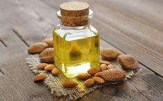 linseed oil and sweet almond oil