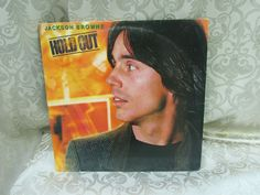 Jackson Browne Hold Out LP 33 5E-511 LP 33 Elektra Asylum Records Vinyl 1979