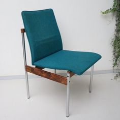Located using retrostart.com > Dinner Chair by Sven Ivar Dysthe for Dokka Möbler