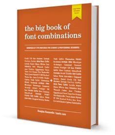 The Big Book of Font Combinations | BonFX. https://redd.it/3s65q4