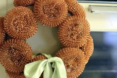 LOVE this wreath from dollarstorecrafts.com