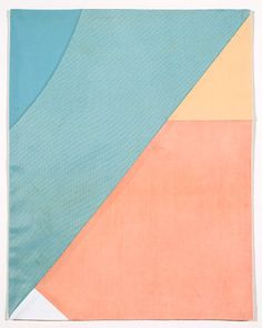Vintage textile work by Louise Bourgeois
