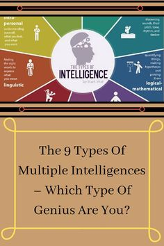 The 9 Types Of Multiple Intelligences – Which Type Of Genius Are You?