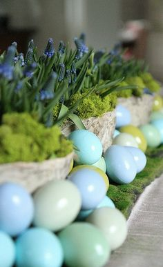 spring tablescape....