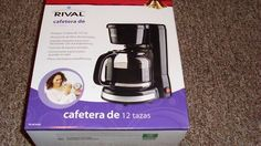Special Offers - Rival 12-cup Coffee Maker - In stock & Free Shipping. You can save more money! Check It (October 17 2016 at 05:43PM) >> http://dripcoffeemakerusa.net/rival-12-cup-coffee-maker-2/