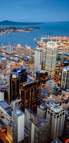 Auckland City, NZ