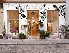 cute store front - feinedinge* atelier in krongasse 20, Vienna, Austria