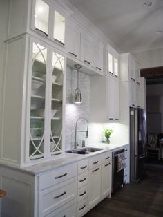 Custom kitchen by Wooden Specialties!
