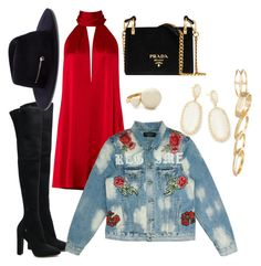 Designer Clothes, Shoes & Bags for Women Galvan, Kendra Scott, Polyvore Fashion, Prada, Kate Spade, Shoe Bag, Clothing, Stuff To Buy, Shopping